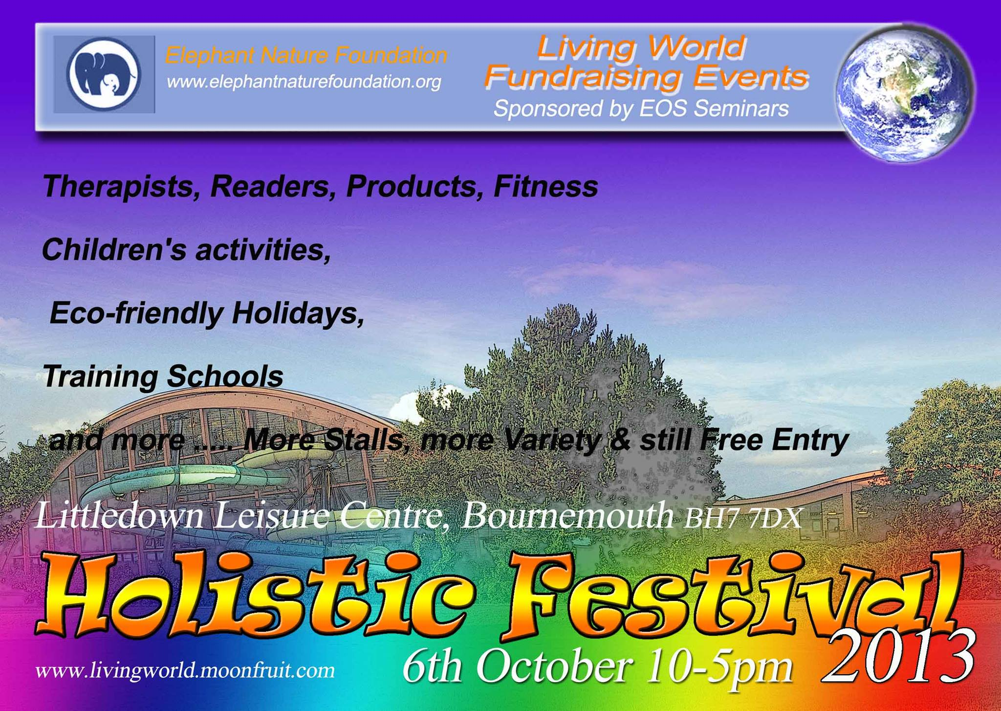 Holistic Event Flyer